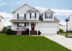 Grays Creek Villas - $159,900 Immaculate home that shows like new construction, but is priced way cheaper than the new homes in the community - This is a steal!! 3 bedrms, bonus rm, office, 2.5 bathrms, double car garage, covered front & back porch. Custom concrete curbing. All neutral paint. Entire house has brand new carpet - installed Dec 28, 2015. All rooms are larger, especially the master bedroom. Garden tub in master bathrm. All appliances stay to include fridge, washer, and dryer…
