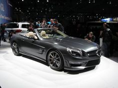 Special SL65 celebrates 45 years of Mercedes-Benz AMG: Mercedes' in-house hot rod shop builds itself an anniversary present: a 621 hp roadster.    http://www.digitaltrends.com/cars/special-sl65-celebrates-45-years-of-mercedes-benz-amg/