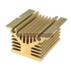 Radiator de racire, pentru relee statice, Anly Electronics, HS-060-80 - 006112