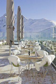 Hotel Muottas Muragl in the Swiss Alps    www.liberatingdivineconsciousness.com