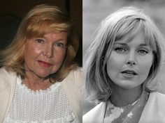 Carol Lynley - then and now Celebrities Then And Now, Young Celebrities, Celebs, Then And Now Photos, Stars Then And Now, Female Actresses, Actors & Actresses, Carol Lynley, Star Actress