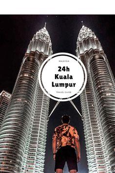 Kuala Lumpur Travel, Us Travel, Travel Guide, Safari, Wanderlust, Petronas, First Night, Explore, Viajes