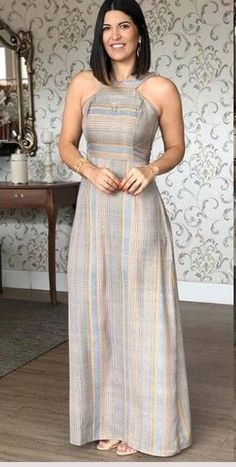 Long dress for us! Simple Dresses, Cute Dresses, Beautiful Dresses, Casual Dresses, Dresses For Work, Elegant Dresses, Sexy Dresses, Chiffon Dresses, Stylish Dresses