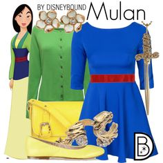Mulan by leslieakay on Polyvore featuring Glamorous, EAST, Bloch, SPURR, Roberto Cavalli, Jennifer Fisher, Shaun Leane and Dolce&Gabbana