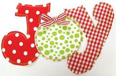 sugarbumps creations: Christmas Appliques
