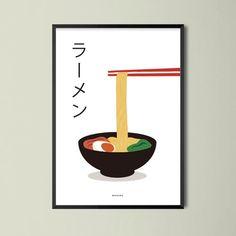 일본 인테리어 디자인 포스터 M 라멘3 일본소품 Art Design, Book Design, Photo Images, Japanese Graphic Design, Japan Design, Logo Restaurant, Identity Design, Editorial Design, Illustration Art