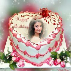 Your Birthday Cake Happy Frame Its