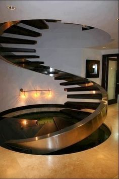 Stunning depictions of Staircases - Part 6 | #modern ☮k☮ #architecture