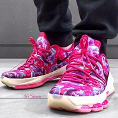 best website 2da70 3a7d9 Nike KD 8  Aunt Pearl