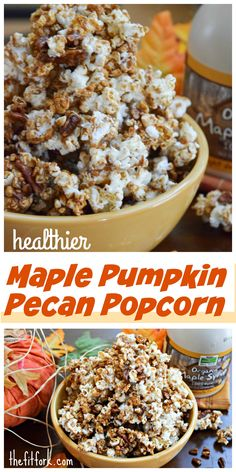 Maple Pumpkin Pecan