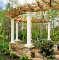 Outdoor Pergolas Home Design Ideas. If you have a home garden or a patio, you know how can this places can enjoyable. Just like you want to recreate your...