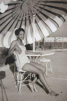 CultureSOUL *Vintage Summer* African American Bathing Beauties - c. 1940s-1950s