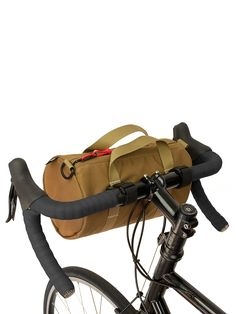 Scout 11 Duffle with Bicycle Handlebar Kit - North St. Bags
