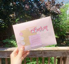 Pen Pal Letters, Cute Letters, Paper Letters, Aesthetic Letters, Snail Mail Pen Pals, Mail Art Envelopes, Daisy Girl Scouts, Bullet Journal Art, Funny Tattoos