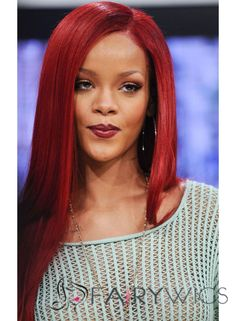 Wigs + Extensions – My hair and beauty Best Lace Front Wigs, Red Lace Front Wig, Best Lace Wigs, Cheap Lace Front Wigs, Rihanna Hairstyles, Mom Hairstyles, Black Girls Hairstyles, Celebrity Hairstyles, Straight Hairstyles