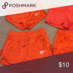 Classic Hooters Shorts Classic Orange Hooters Shorts. Only have two left. Shorts