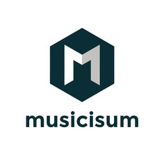 One of the many variants of a logo I did for 'Musicisum' a new start up website that aims to teach regular people how to play a musical instrument professionally.