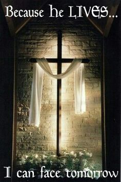 He is Risen! He is Risen indeed! He Has Risen, Old Rugged Cross, Because He Lives, Easter Cross, Holy Week, Jesus Is Lord, Jesus Saves, Holy Spirit, Happy Easter