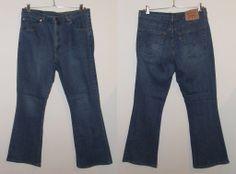 Klasyczne spodnie Levis męskie model 525 r.W34 L32