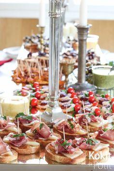 Party Pops, Cocktails, Drinks, Aioli, Brunch Ideas, Ricotta, Pasta Salad, Tapas, Food Ideas