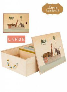 """Je mooiste herinneringen in de Herinner-dingen-doos. Nu met ontwerpen van """"Lieve kaarten"""""""