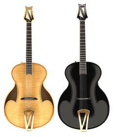 Amazing custom guitar, what a beauty!