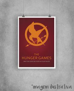 Poster Jogos Vorazes