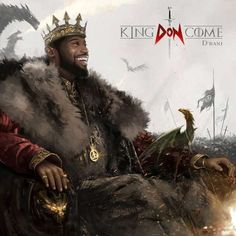 "New Album Alert: D'banj releases ""King Don Come"""