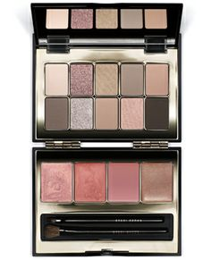 Twilight Pink Lip & Eye Palette, I have the top and bottom eyeshadows on the far right.  Love, love love the combination.