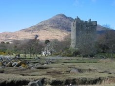 Clan Maclaine of Lochbuie - Moy Castle on Lochbuie, Mull is the historic seat of the chief of the Clan Maclaine of Lochbuie.  (Wikipedia, the free encyclopedia)