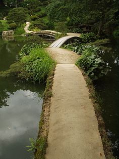 Shukkeien Gardens Hiroshima Japan