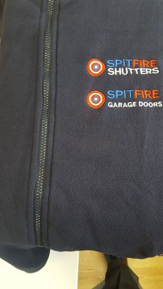 Embroidered Workwear, Shutters, Work Wear, Screen Printing, Garage Doors, Sweatshirts, Prints, Fashion, Blinds