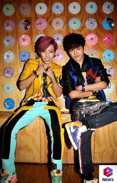 Dongwoo & Hoya - Infinite H