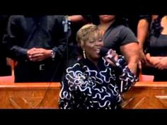 "▶ ""Going Up Yonder"" Lady Tramaine Hawkins - YouTube"