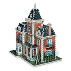 Lady Victoria 3D puzzle (465 pcs) from Wrebbit 3D. Mansion Collection.
