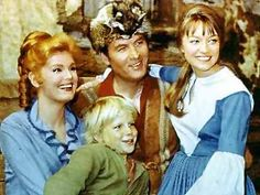 Daniel Boone - my brother's name is Daniel and he loved this show - he even dressed up as Daniel Boone for a Halloween Parade when he was a kid a and he won a prize!  And yes, we remember the Daniel Boone song ...