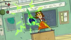 Dan Sprogis FX Demo Reel 2014  Shows:  Hot Wheels: The Origin of Awesome Fangbone Pilot