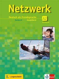 Netzwerk A2 Libro de texto con 2 CDs de audio.