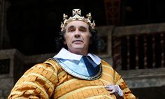 Mark Rylance as Richard III at London's Globe Theatre - He has come up with a fascinating, deeply unconventional Richard that will grow even richer with time.  This is not the usual Richard: a symbol of active, energetic evil in the tradition of Olivier and Spacey. Instead Rylance comes before us as a withdrawn, slightly apologetic figure as halting in speech as he is in gait.