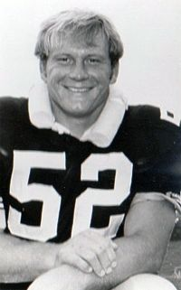 """b69f8aa3afb """"""""And with the pick of the 1974 NFL Draft the Pittsburgh Steelers select.  The Steelers select a GOAT  Who chooses a GOAT """" Chuck Noll must ve been a  farmer ..."""
