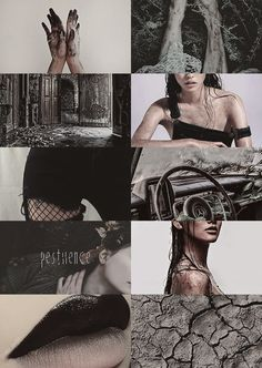 """the four horsewomen of the apocalypse """