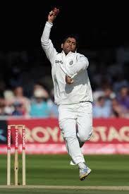 indian cricket captain mahendra singh Dhoni bowls