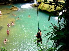 shorelineparadise:    Rope swings are the best    :)