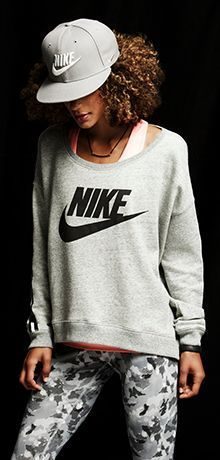 Grayed out. #nike #style