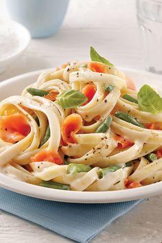 Easy Meals, Easy Recipes, Salmon, Seafood, Spaghetti, Fish, Ethnic Recipes, Foodies, Al Dente
