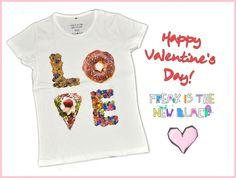 Sevgililer Gunu'ne Özel Çekilisimizi kacırmayın! ;) %100 Organik Love tshirtü sizin olabilir