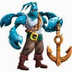 Varuna | Monster Legends Guide