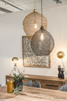 Home-Shopping in Den Haag Home-Trends Bohème und Gold (Binti Deco Luminaire, Room Lamp, Interior Decorating, Interior Design, Home Trends, House And Home Magazine, Home And Living, Living Room, Sweet Home