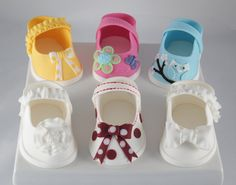 Baby shoes — Baby Shower