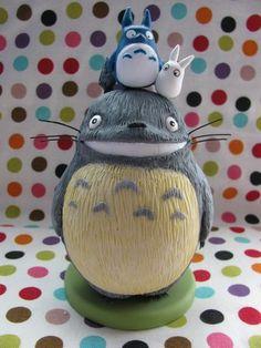 Totoro de novo!, via Flickr.